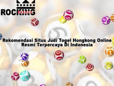 Togel Hongkong Online Resmi Terpercaya Di Indonesia - RockingDranch